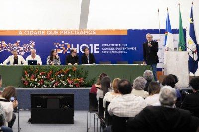 Fórum Internacional de Cidades Sustentáveis em Olinda